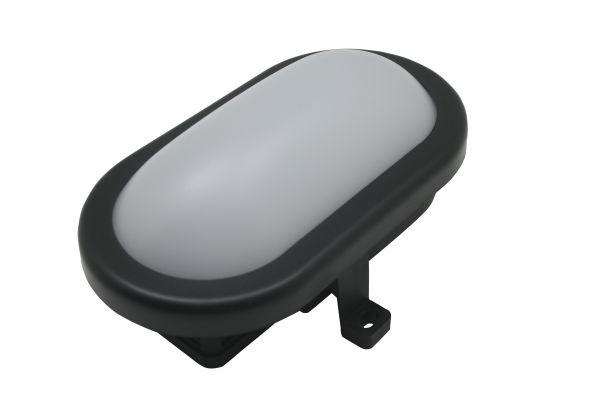 Höfftech Bulley Lampe LED, 5,5 W, schwarz