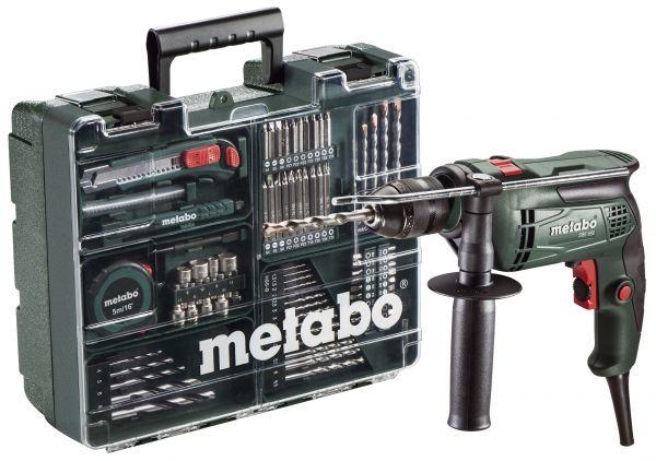 Metabo Schlagbohrmaschine SBE 650, Mobile Werkstatt