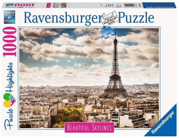 """Ravensburger Puzzle """"Paris"""" 14087"""