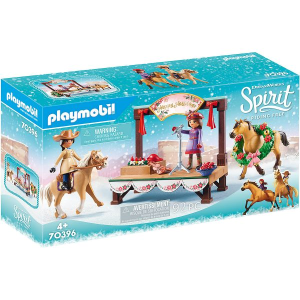 Playmobil Spirit - Riding Free, 70396