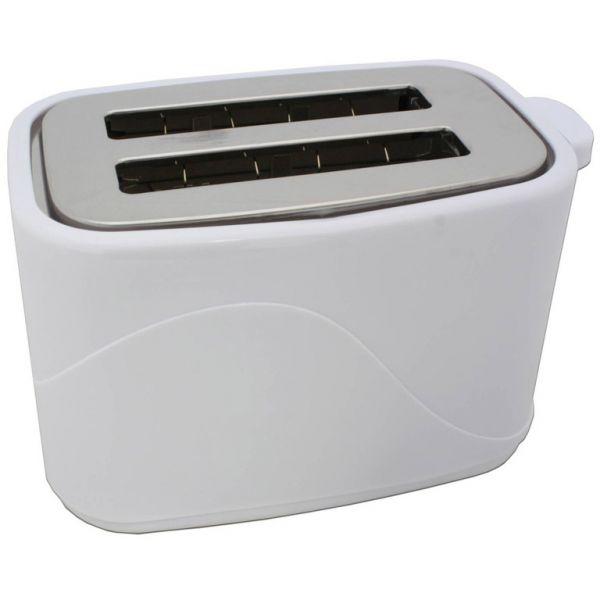 COOK4U Toaster 700W weiß