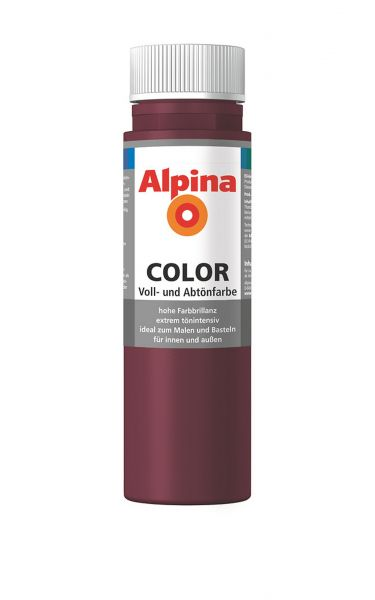 Alpina Color Berry Red