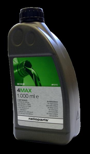 Ratioparts Spezialöl für Kleinmotoren 4-T (1L | 1,5L)