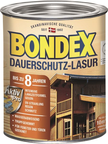 "BONDEX Dauerschutz-Lasur ""Oregon Pine"", 750 ml"