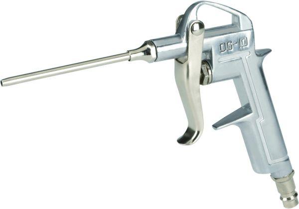 Einhell Druckluft-Ausblaspistole, lang mit Stecknippel