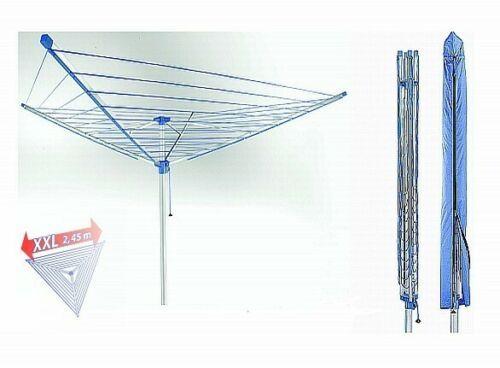 Wäscheschirm Linomatik 500 long line