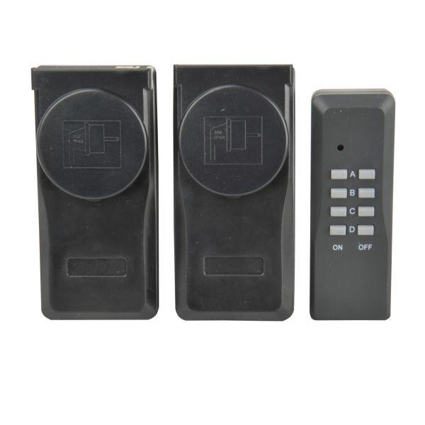 Funkfernschalter-Set, 2+1 Micro outdoor