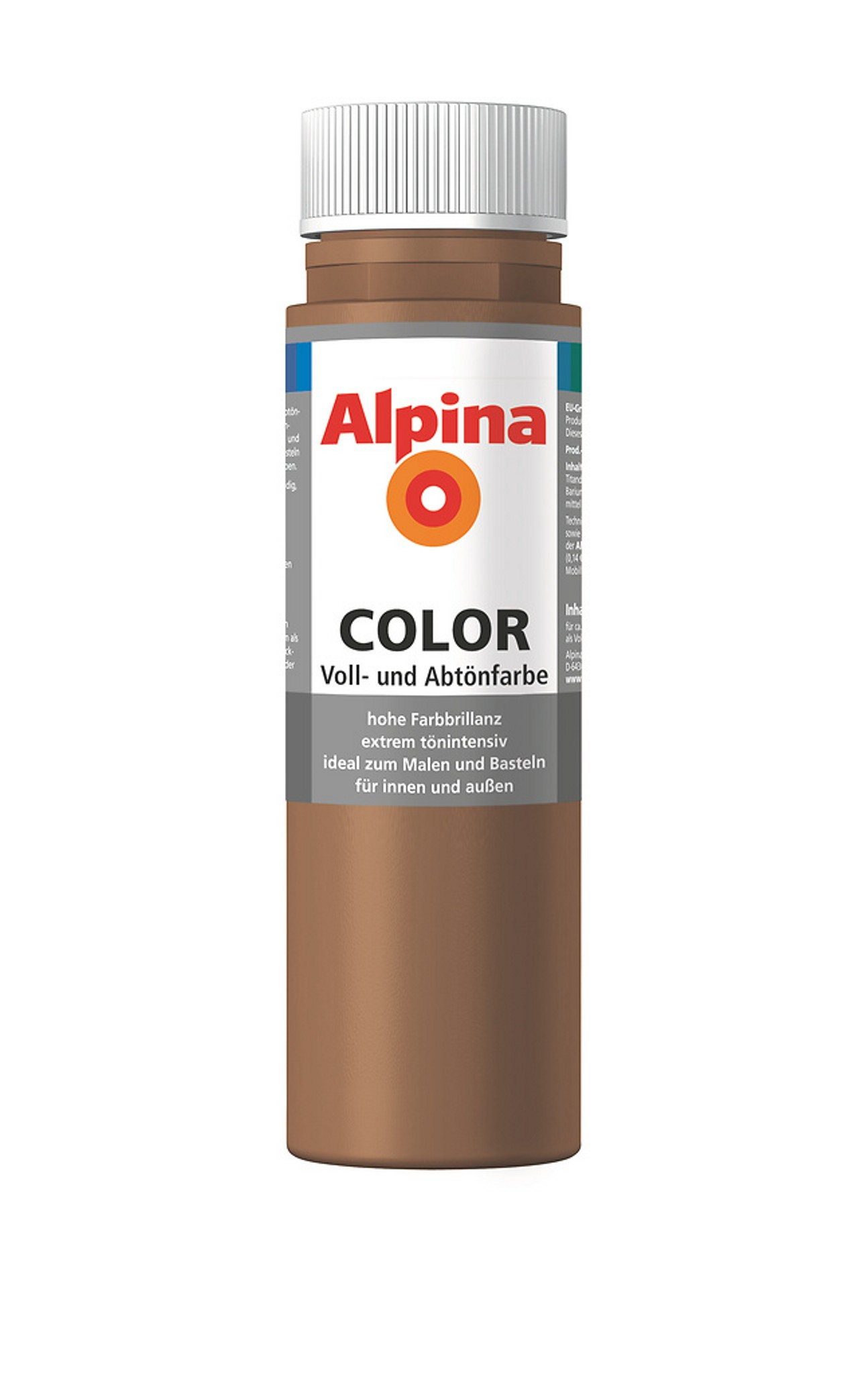 Alpina Color Candy Brown