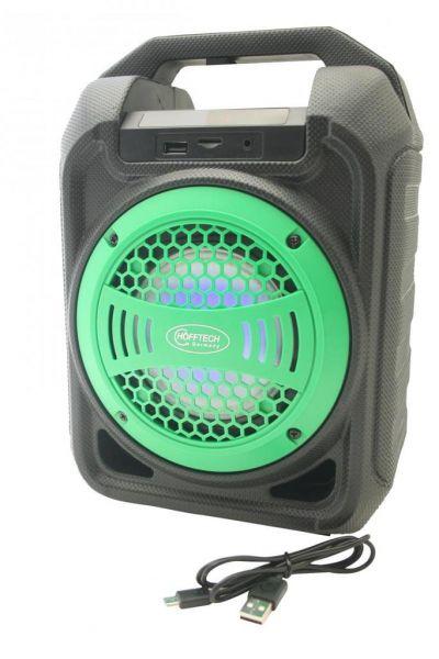 Höfftech Radio, Bluetooth Lautsprecher, aufladbar