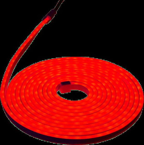 """LED-Neon-Ropelight """"Neoled"""" neonrot, 6 m"""