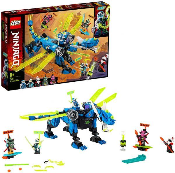 "LEGO Ninjago ""Jays Cyber - Drache"", 71711"
