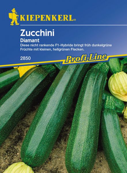 Kiepenkerl Zucchini Diamant