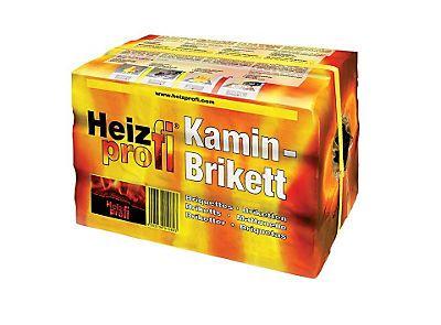 Kaminbrikett Palette (10 kg) -> Versand nur im Erzgebirgskreis!!!