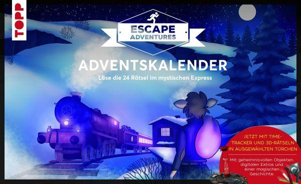 """Adventskalender Escape Adventures """"Der mystische Express"""""""