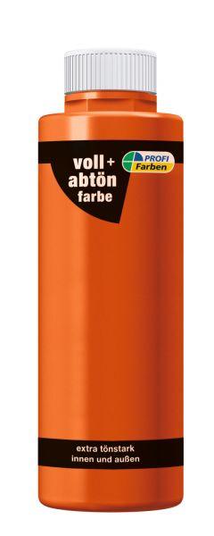 PROFI Voll- und Abtönfarbe Orange