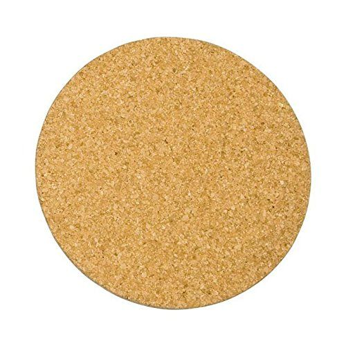 Zeller Korkuntersetzer, rund (11 cm)