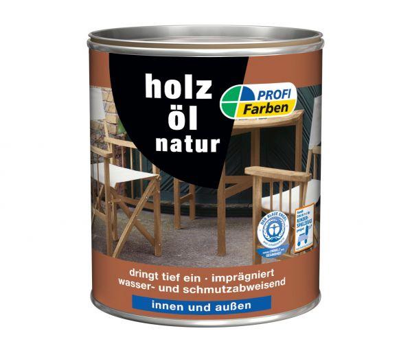"""PROFI Holzöl """"natur"""", 2,5 L"""