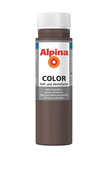 Alpina Color Choco Brown