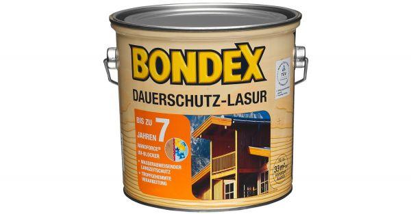 """BONDEX Dauerschutz-Lasur """"Eiche Hell"""", 750 ml"""