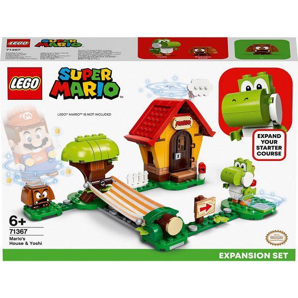 LEGO Super Mario 71367, Marios Haus