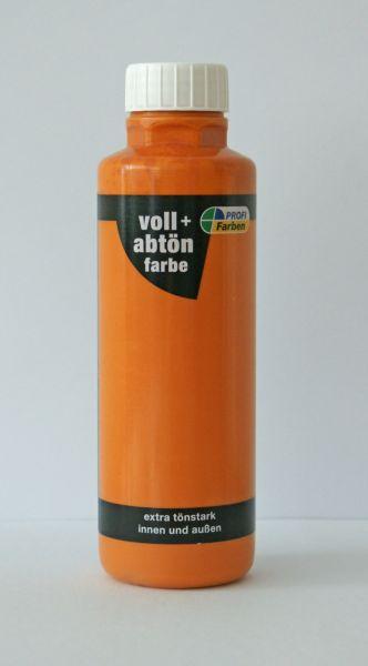 PROFI Voll- und Abtönfarbe Terracotta