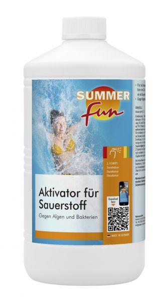 Watermann Summer Fun Aktivator für Sauerstoff