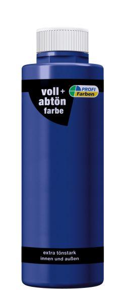 PROFI Voll- und Abtönfarbe Blau