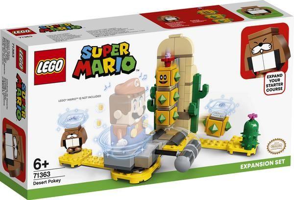 LEGO Super Mario 71363, Wüsten - Pokey