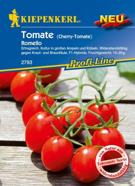 Kiepenkerl Tomate (Cherry-Tomate) Romello