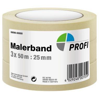 PROFI Malerband, 3er-Pack