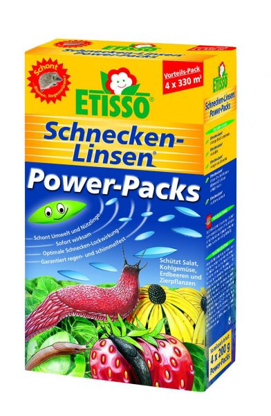Etisso Schnecken Linsen Power Pack