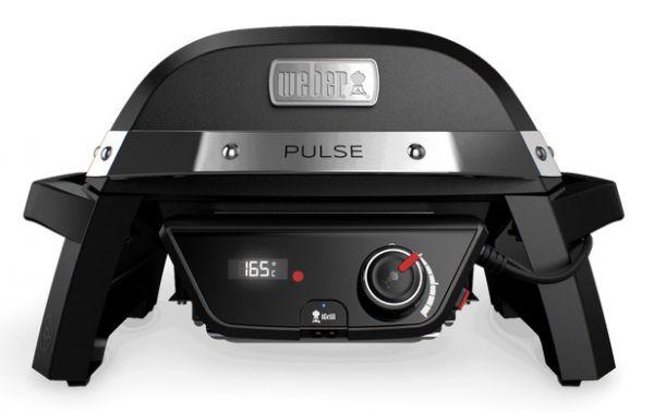 Weber Pulse 1000 – Elektrogrill