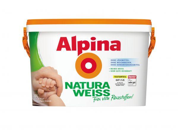 Alpina Naturaweiß, weiß