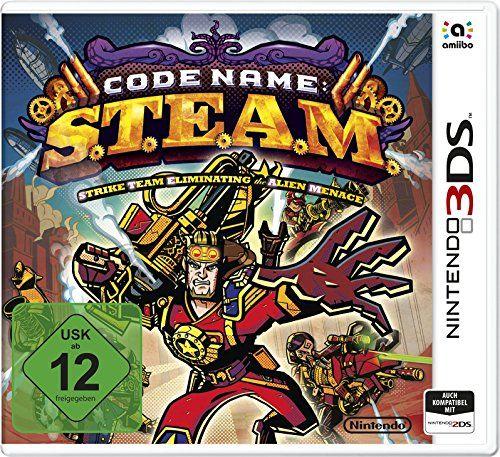 Nintendo Code Name S.T.E.A.M.