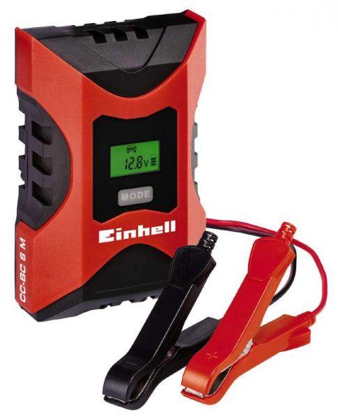 Einhell Batterie-Ladegerät CC-BC 6 M