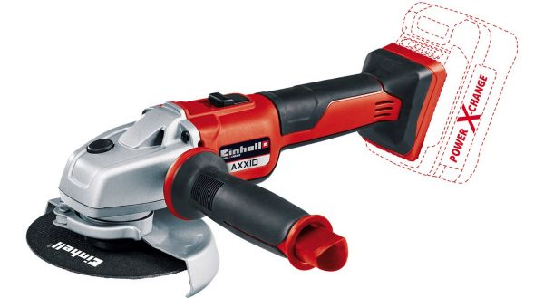 Einhell Power X-Change Akku-Winkelschleifer Axxio