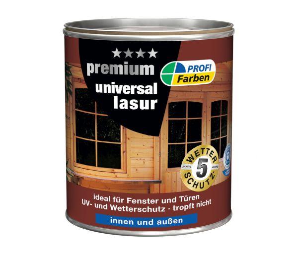 PROFI Acryl Premium Universallasur, Farblos