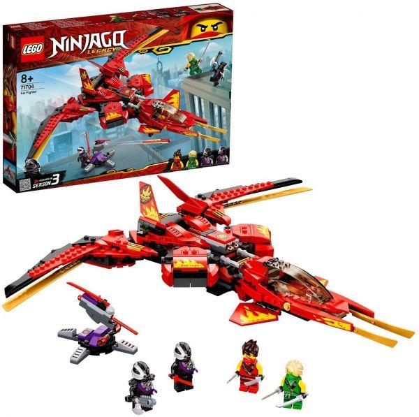 "LEGO Ninjago ""Kais Super - Jet"", 71704"