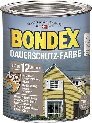 "BONDEX Dauerschutz-Farbe ""Montana"", 2,5 L"