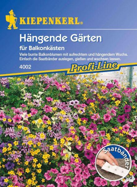 Kiepenkerl Hängende Gärten für Balkonkästen