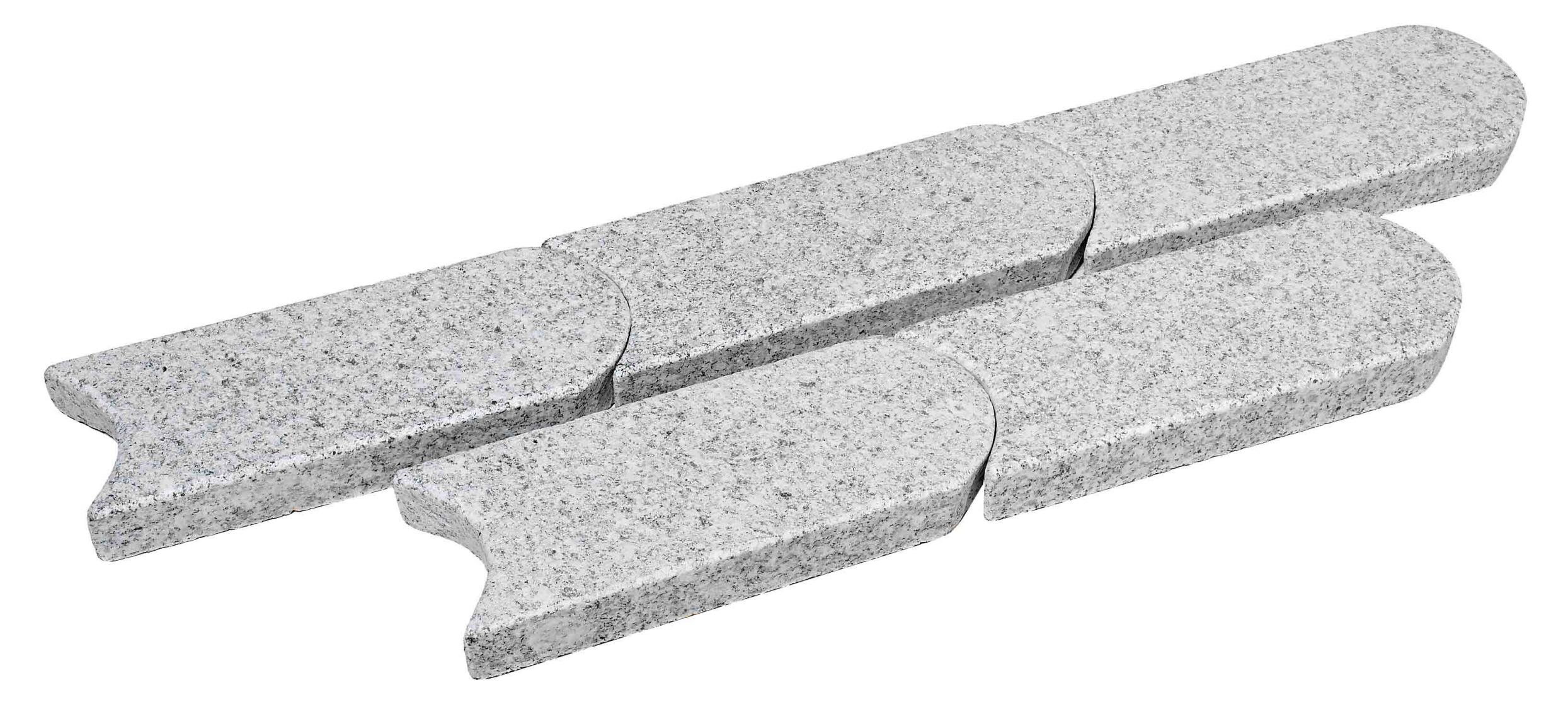 Granit-Rasenmähka...