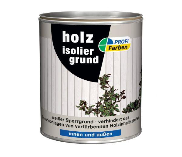 PROFI Holz-Isoliergrund, 750 ml