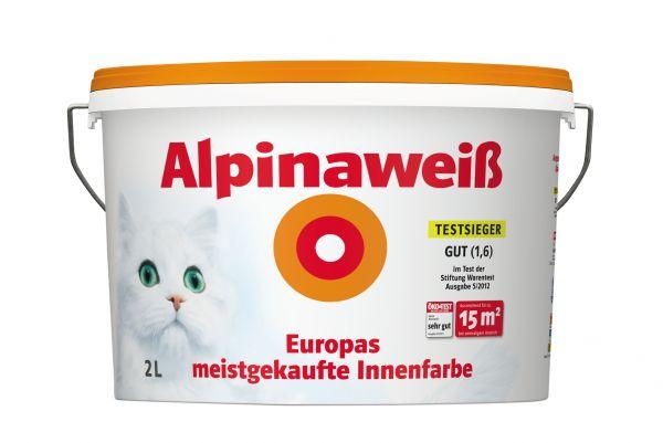 Alpinaweiß, matt