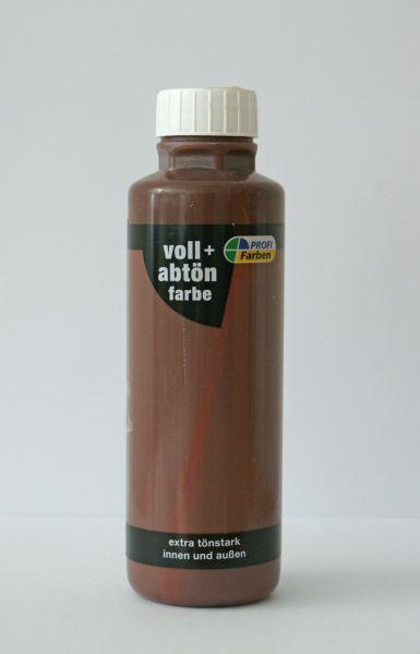 PROFI Voll- und Abtönfarbe Dunkelbraun