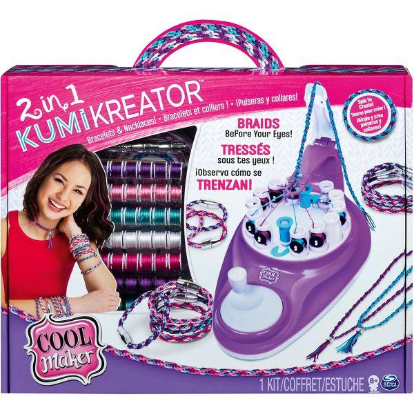 Spin Master Kumi Kreator 2in1