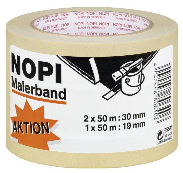 NOPI Krepp, 3er Pack