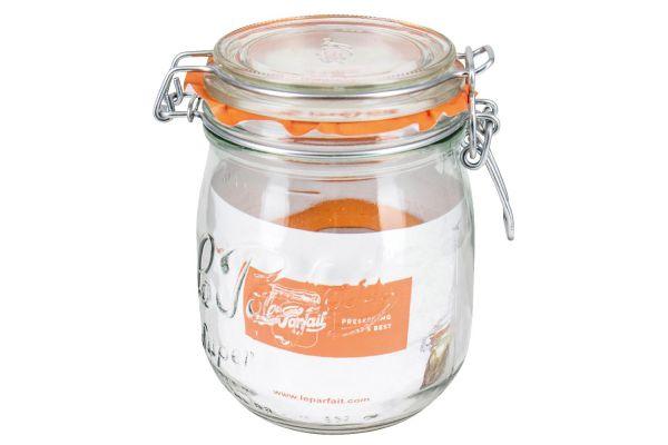 Drahtbügelglas Le Parfait Bocaux 750 ml