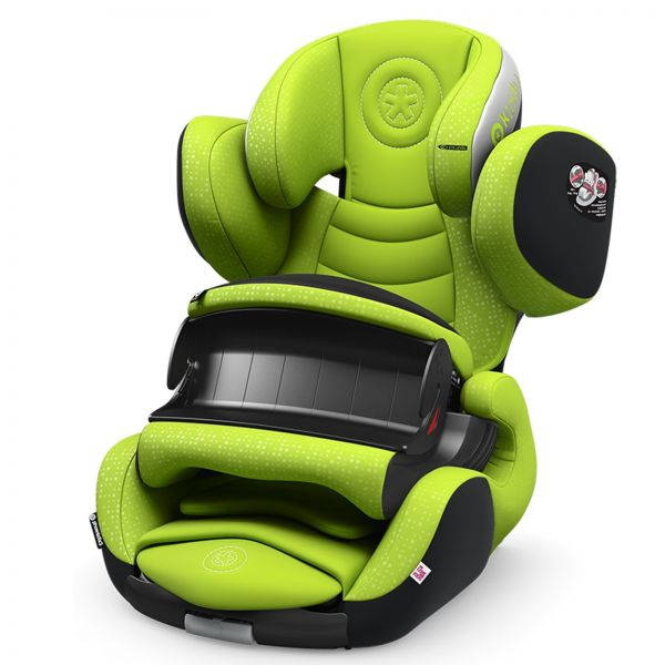 Kiddy Kindersitz Phoenixfix Autositz Lime Green