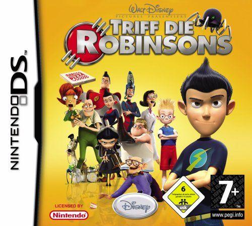 Nintendo Triff die Robinsons