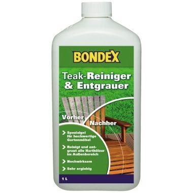 BONDEX Teakmöbel-Entgrauer